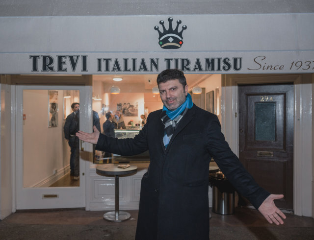 STEFANO CALVAGNA TREVI ITALIAN TIRAMISU' 1