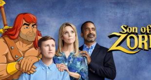 Son of Zorn – Recensione della sitcom incentrata su un personaggio dei cartoni che arriva nel nostro mondo