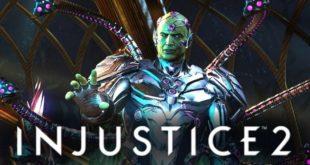 Injustice 2 – Brainiac entra in scena nel nuovo trailer Alleanze Distrutte Parte 5