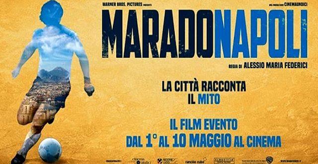 Maradonapoli – Recensione – Un Film di Alessio Maria Federici