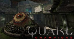 Quake Champions – Disponibile il trailer profilo dell'arena: Ruins of Sarnath