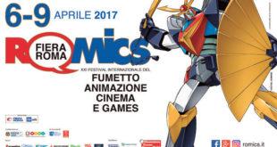 Romics 2017 – Tutto il programma dell'edizione primaverile