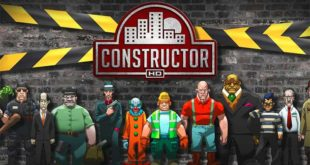 Constructor sarà disponibile il 30 Maggio in Italia per PlayStation 4, Xbox One e Steam