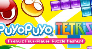 Puyo Puyo Tetris – The Frantic Four-Player Puzzle Mashup – E' finalmente disponibile in Europa