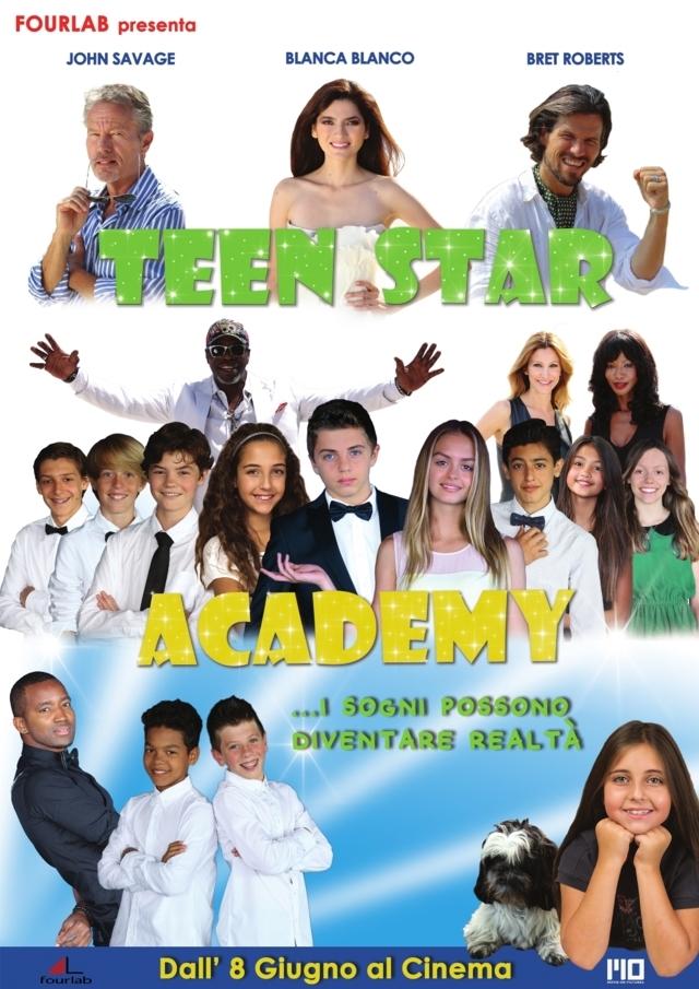 TEEN STAR ACADEMY Locandina_001