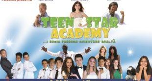 Teen Star Academy Formato web orizzontale