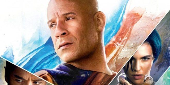 xXx: Il Ritorno di Xander Cage da domani in DVD, Blu-ray e 4K Ultra HD