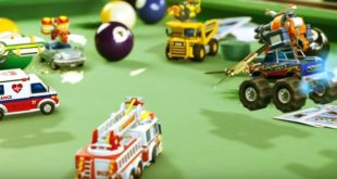 Micro Machines World Series – Le famose miniature sono di nuovo protagoniste dell'ultimo trailer