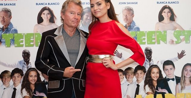 Teen Star Academy – John Savage e Blanca Blanco presentano il family musical di cui sono protagonisti