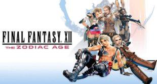 Final Fantasy XII The Zodiac Age da Febbraio anche su PC