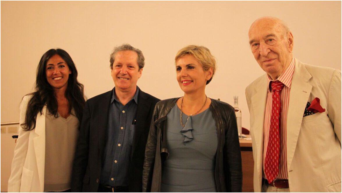 Gabriella MUSTO, Ernesto ASSANTE, Edith GABRIELLI, Giuliano MONTALDO