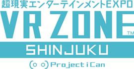 Logo VR ZONE SHINJUKU