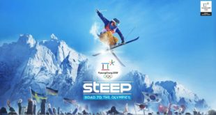 Partecipa alle Olimpiadi invernali in Steep con Road to the Olympics
