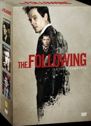 The Following DVD