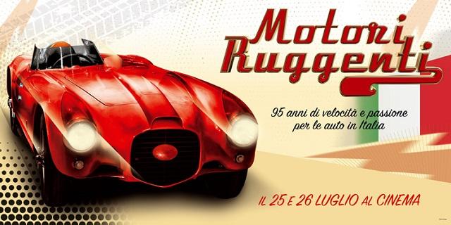 Motori Ruggenti – 95 anni di passione tutta italiana per le auto nel documentario di Marco Spagnoli