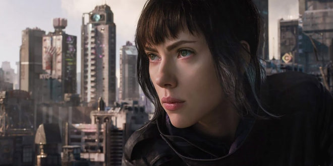 Ghost in The Shell da Mercoledì in Blu-ray, Blu-ray 3D, 4K UHD e dal 2 Agosto in DVD con Universal Pictures Home Entertainment Italia