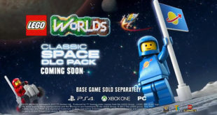 "LEGO Worlds – Disponibile il pacchetto DLC ""Classic Space"""