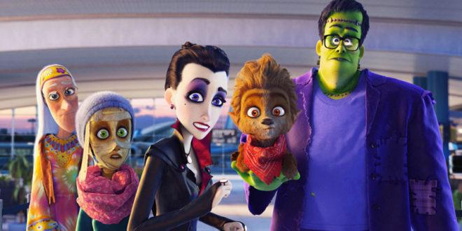 Monster Family – Il teaser trailer ufficiale del film al cinema dal 19 Ottobre