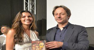 Il Vino e le Rose – Presentato al Cinelab dell'Isola Tiberina il nuovo romanzo della giovane attrice Claudia Conte
