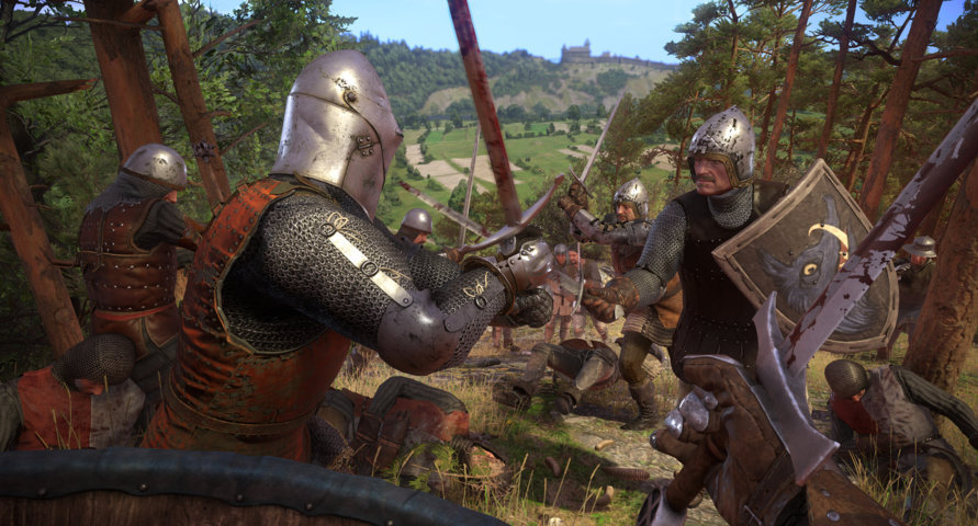 Kingdom Come Deliverance_Fight 02