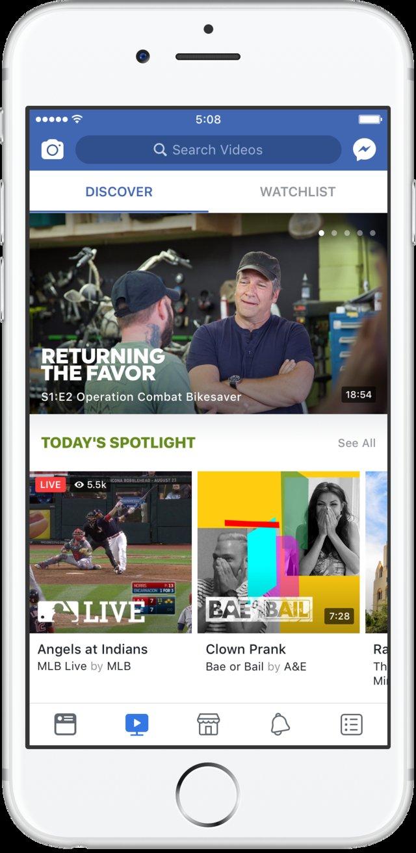 facebook-watch-nuova-piattaforma Discover