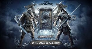 for-honor-grudge-glory-agosto-copertina