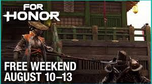 free-weekend-for-honor-copertina