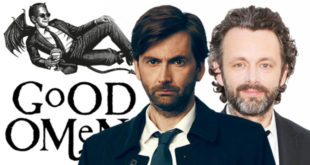 Good Omens – Michael Sheen e David Tennant protagonisti della commedia horror Amazon Original