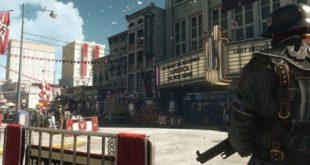 """Wolfesntein II: The New Colossus – Galleria d'immagini le """"ambientazioni"""""""