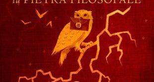 Harry Potter e La Pietra Filosofale – Francesco Pannofino a Milano per presentare il Primo Audiolibro