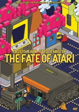 The Fate of Atari_(c) art by Jèrèmy Huet
