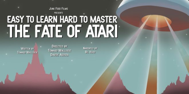 The Fate Of Atari – In Anteprima alla Milan Games Week