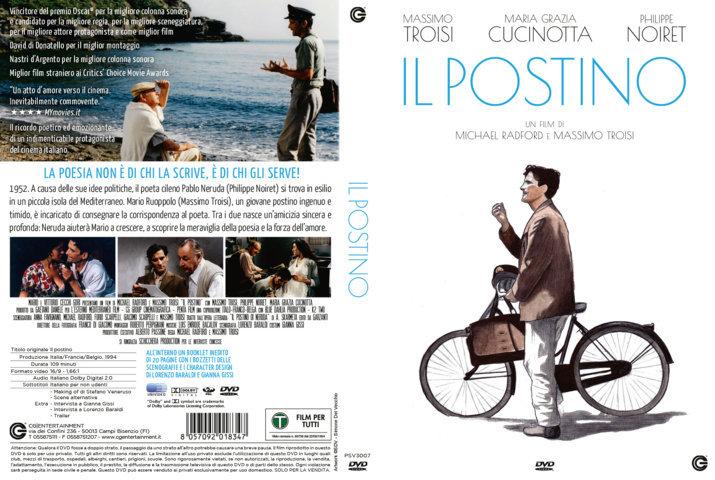 il postino riedizione DVD