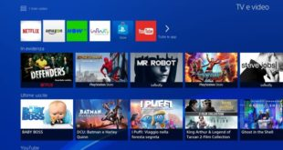 Amazon Prime Video – Disponibile l'App per PS4 E PS3