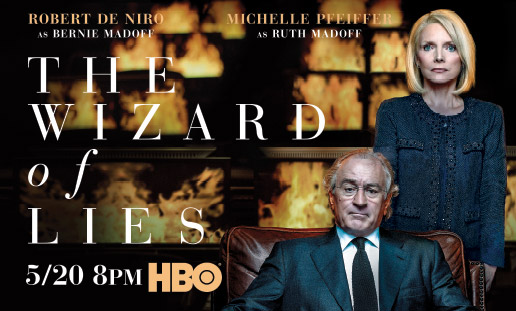 The Wizard of Lies, recensione del film HBO con protagonista Robert De Niro