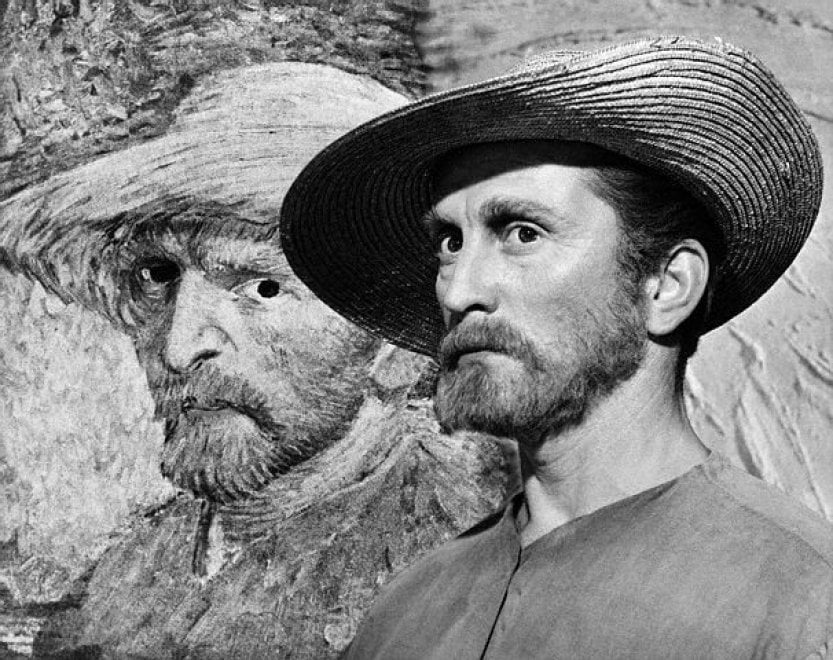 Kirk-Douglas-Vincent-van-Gogh