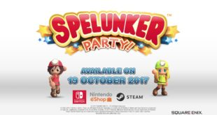 Spelunker Party! È ora disponibile su Nintendo Switch e Steam