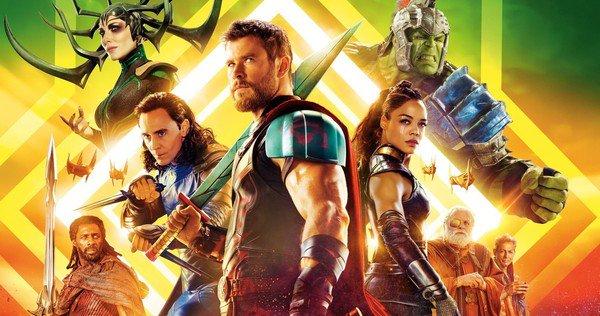 Thor Ragnarok – Il terzo film sul Dio del Tuono Marvel arriva al cinema