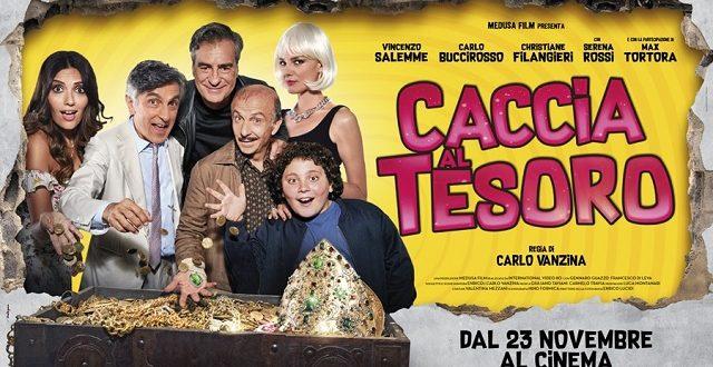 Caccia al Tesoro – I Vanzina rendono omaggio a Napoli in uno dei loro film più ispirati