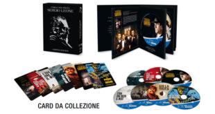 Leone cofanetto BD interno+card+dischi
