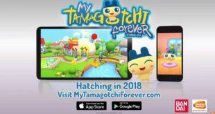 My Tamagotchi Forever – Annunciato il grande ritorno
