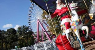 Il Regno di Natale è al Luneur Park di Roma: da Sabato 18 Novembre