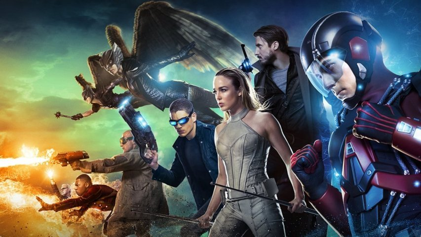 DCs-Legends-Of-Tomorrow-universo-televisivo-dc-comics