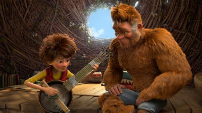 Bigfoot Junior – Trailer ufficiale del film al cinema dal 25 gennaio