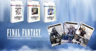 Final Fantasy Trading Card Game ha venduto più di 110 milioni di carte in tutto il mondo