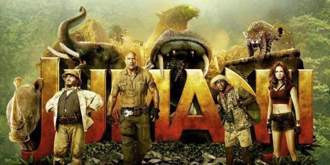 Jumanji – Benvenuti nella giungla: il sequel moderno del capolavoro di Joe Johnston