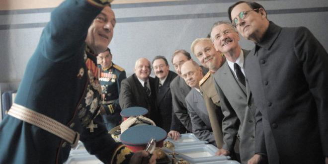 Morto Stalin, Se Ne Fa Un Altro e tutte le uscite del 21 giugno di CG Entertainment