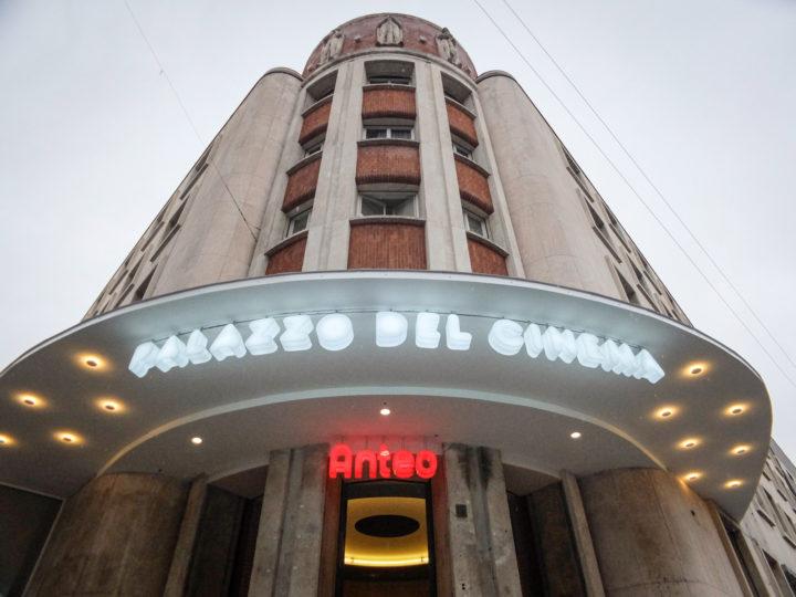 Il nuovo Palazzo Del Cinema Anteo quasi pronto per l'inaugurazione