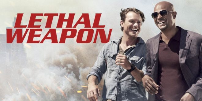 Lethal Weapon – Da domani la prima stagione in Blu-ray e DVD