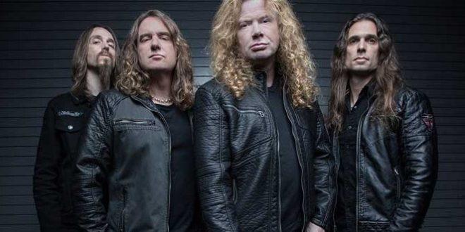 Risultato immagine per I Megadeth al Rock in Roma